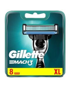 Gillette Mach3 8-pack
