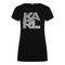 Karl Lagerfeld Library Logo Shirt Schwarz