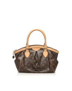 Louis Vuitton Monogram Tivoli Pm Brown