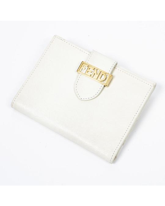 Fendi Vintage Compact Wallet