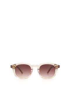 #102 Light Beige Solglasögon