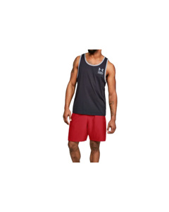 Under Armour > Under Armour Woven Graphic Wordmark Shorts 1320203-600