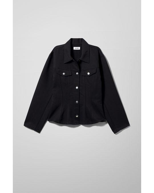 Weekday Mira Jacket Black