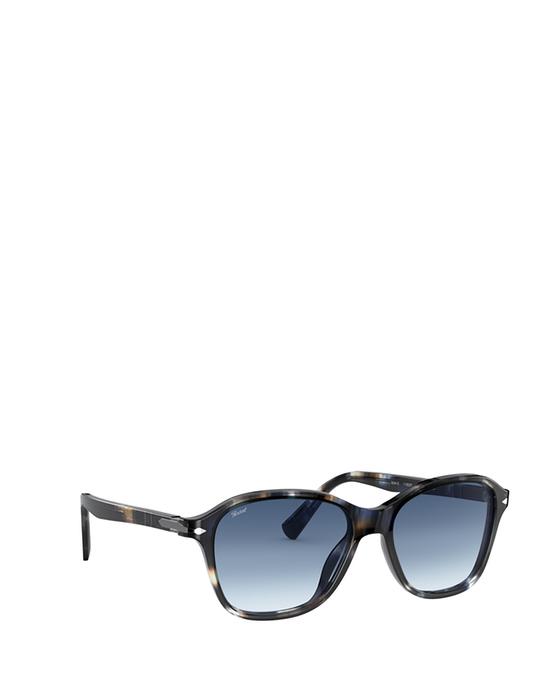 Persol Po3244s Striped Blue & Grey Sunglasses