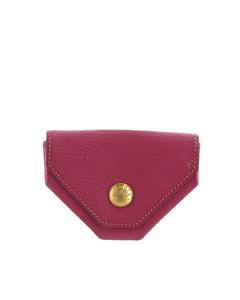 Hermes Epsom Bastia Coin Purse Pink