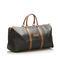 Dior Honeycomb Travel Bag Black
