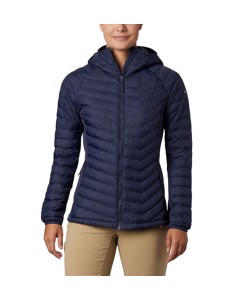 Powder Pass™ Hooded Jacket Nocturnal Ferny