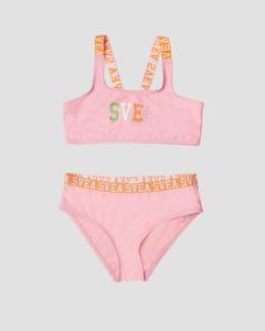 K. Sporty Bikini Pink