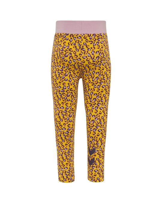 Hummel Vaiana Tights Yellow