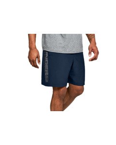 Under Armour > Under Armour Woven Graphic Wordmark Shorts 1320203-408