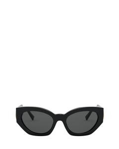 Ve4376b Black Solglasögon