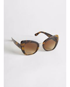 Amelie Sunglasses Brown