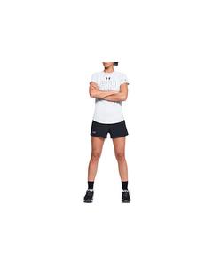 Under Armour > Under Armour W Qualifier Speedpocket Short 1342856-001