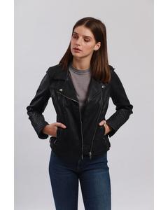 Leather Jacket Athena