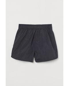 Sportieve Short Zwart