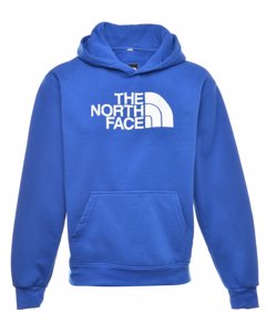 2000s The North Face Hooded Sports Sweatshirt