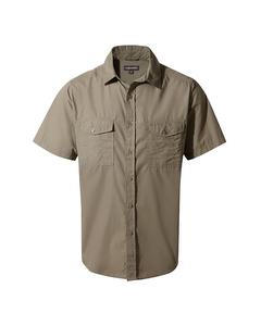 Craghoppers Kiwi Herren Freizeit-shirt / Freizeit-hemd, Kurzärmlig