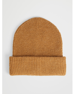 Lova Knit Beanie Brown