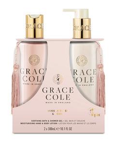 Grace Cole Vanilla Blush & Peony Body Care Duo Set