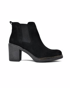 Dwisha Chelsea Ankle Boot In Split Leather
