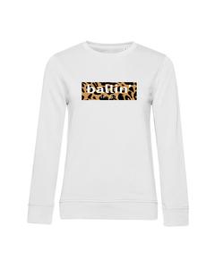 Ballin Est. 2013 Panter Block Sweater Weiss