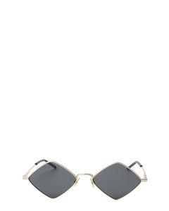 Sl 302 Gold Solglasögon