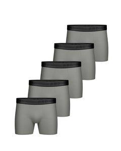 5-pack Tencel Boxer Grey