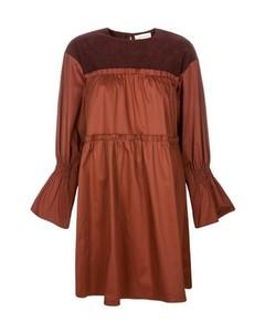 Flared Midi Dress Keta