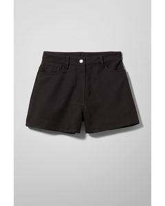 Mirro Shorts Black