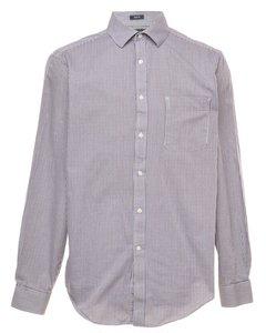 Purple Tommy Hilfiger Checked Shirt