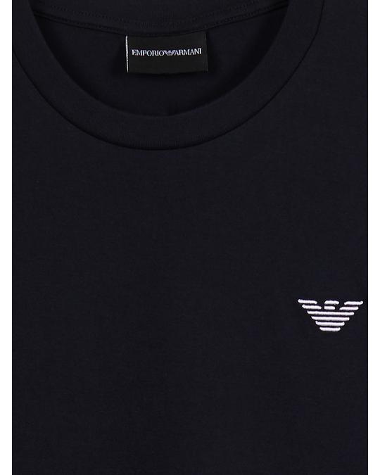 EA7 Emporio Armani T Shirt C Blue Navy