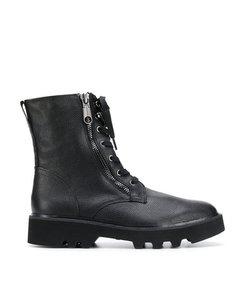 Levi Black Booties