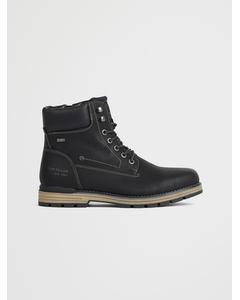 Boots Classic Black