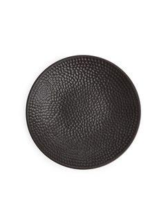 Textured Bowl 26 Cm Dark Brown