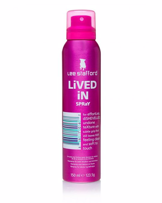 Lee Stafford Lived In Spray
