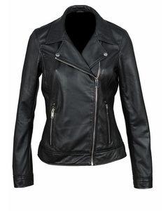 Leather Jacket Afida