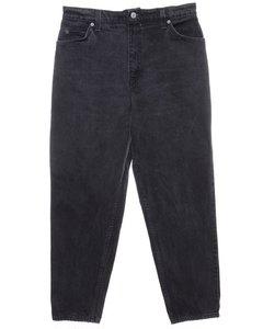 1970s Black Levi's Jeans