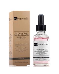 Moroccan Rose Superfood Facial Oil Clear