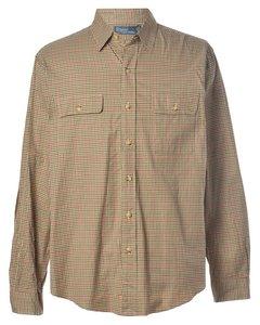 1990s Ralph Lauren Checked Shirt