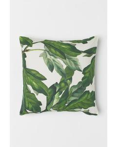 Cushion Cover White