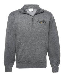 Champion Stamps Scholars Embroidered Sweatshirt