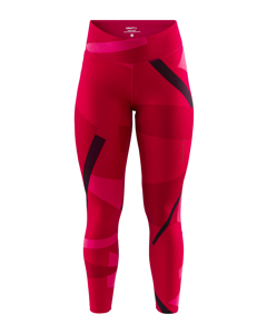 Pulse Tights W - P Division Jam-pink-l