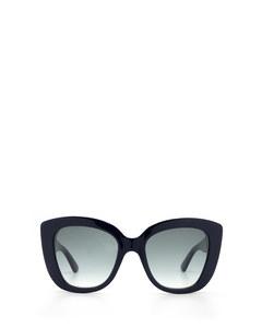 Gg0327s Blue Solglasögon