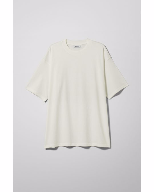 Weekday Bliss T-shirt White