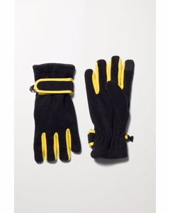 Score Gloves Black