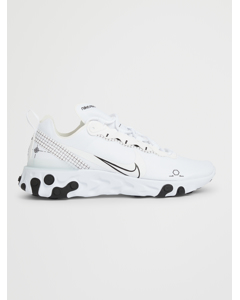 Nike React Element 55 Se Db White-black