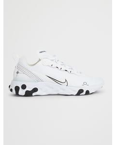 Nike React Element 55 Se Db White-black