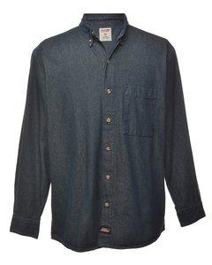2000s Dickies Denim Shirt