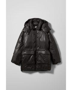 Martine Puffer Jacket Black