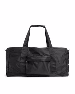 Packable Duffle Black